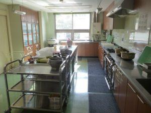 地域交流「調理室」の写真